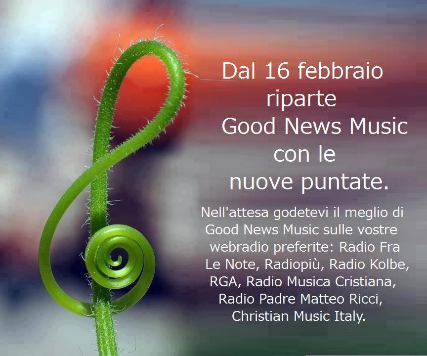 Good News Music 2016